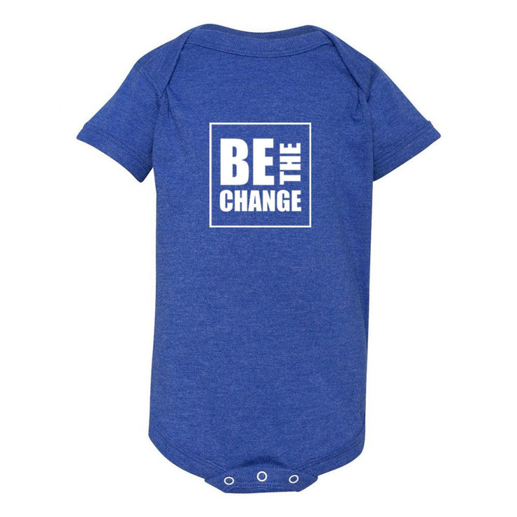 Be The Change Baby Onesie
