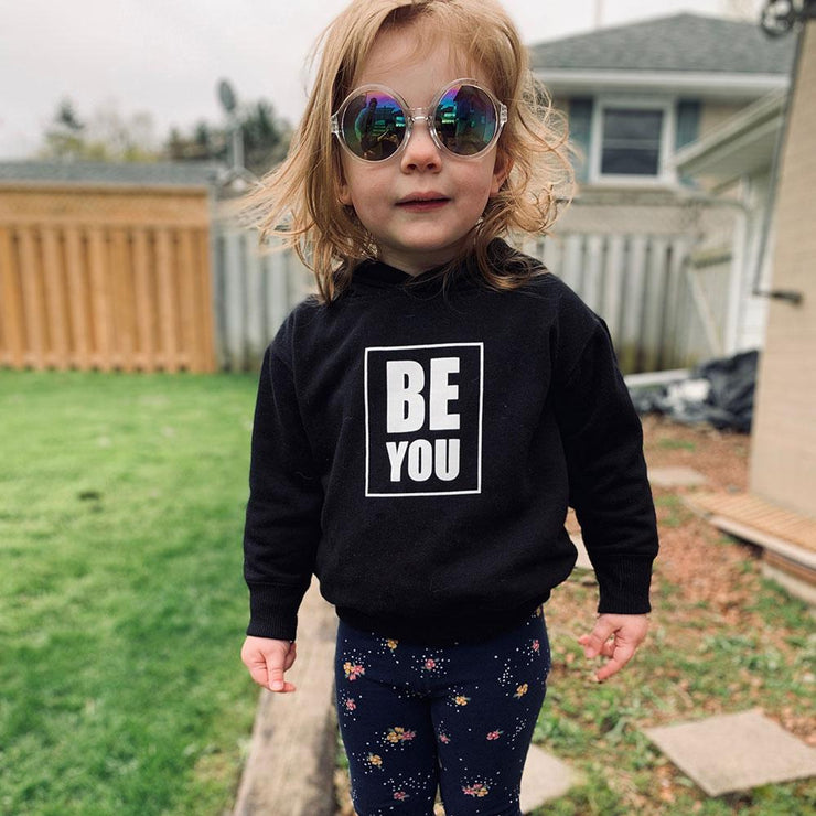 Be You Toddler Hoodie