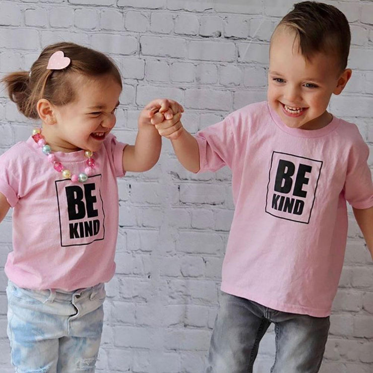 Be Kind PINK Toddler T-Shirt