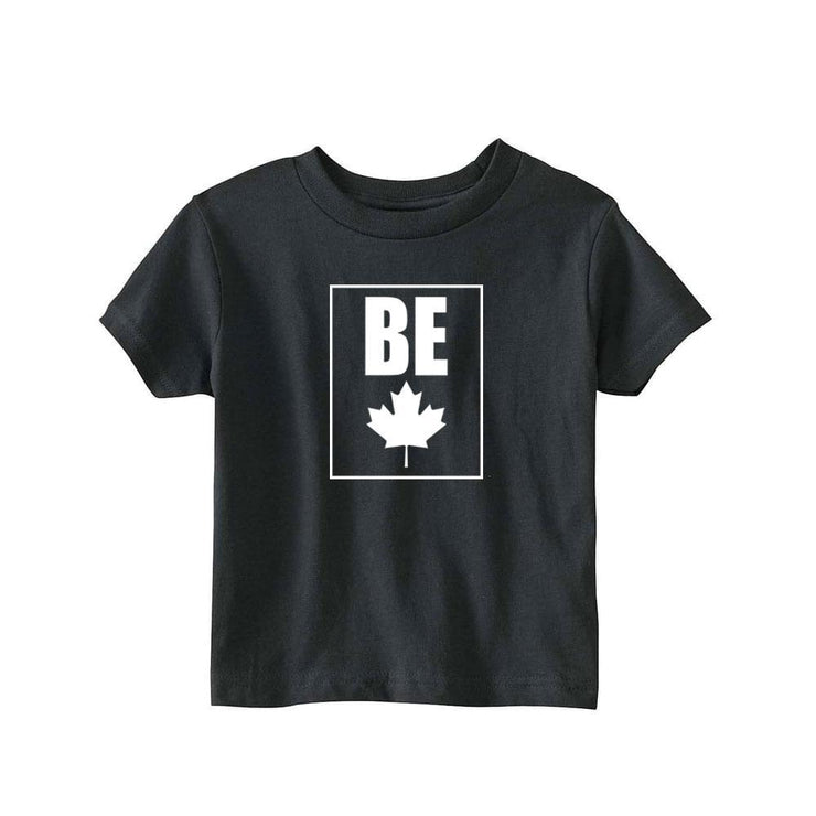 Be (Maple Leaf), Toddler T-Shirt, 5T