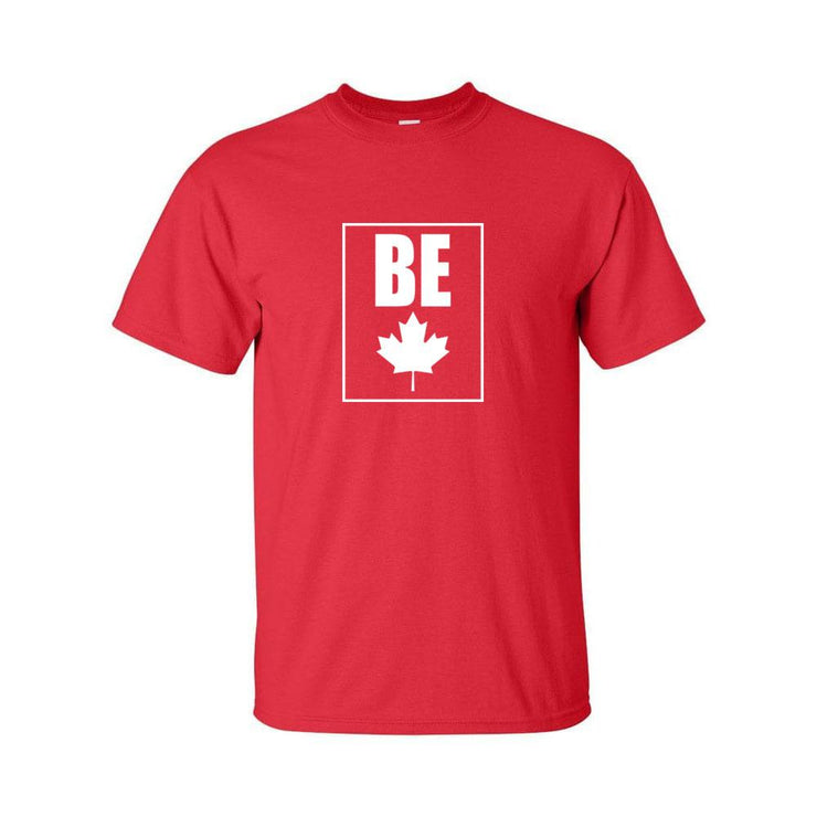 Be (Maple Leaf) Unisex T-Shirt