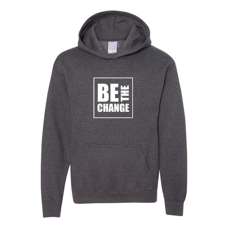 Be The Chance, Youth Hoodie, XL, Dark Grey
