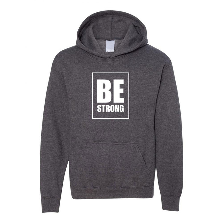 Be Strong Youth Hoodie