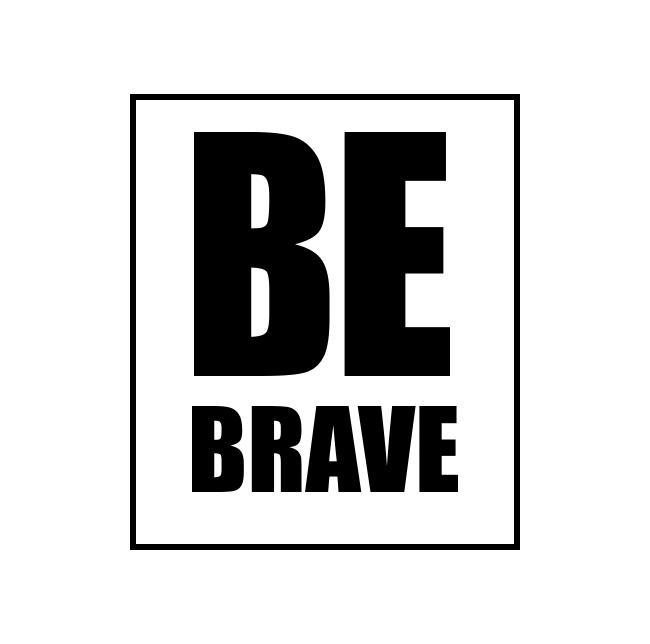 Be Brave Premium Youth T