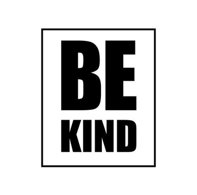 Be Kind Unisex 3/4 Sleeve T