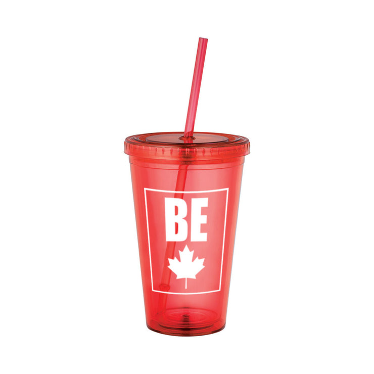 Be (Maple Leaf) Tumbler