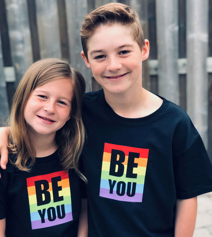 Be You Pride Youth T-Shirt