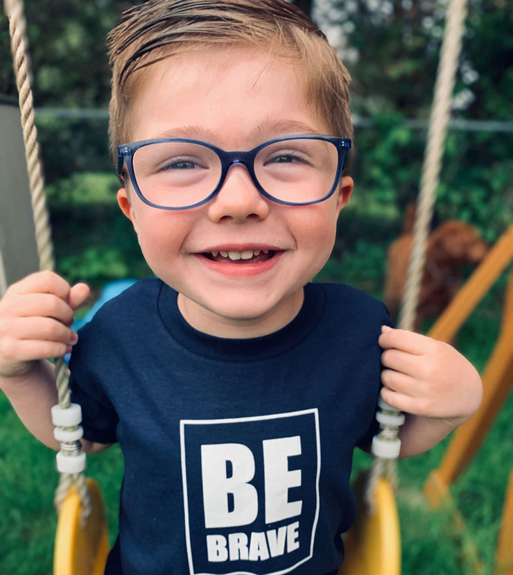 Be Brave Toddler T-Shirt