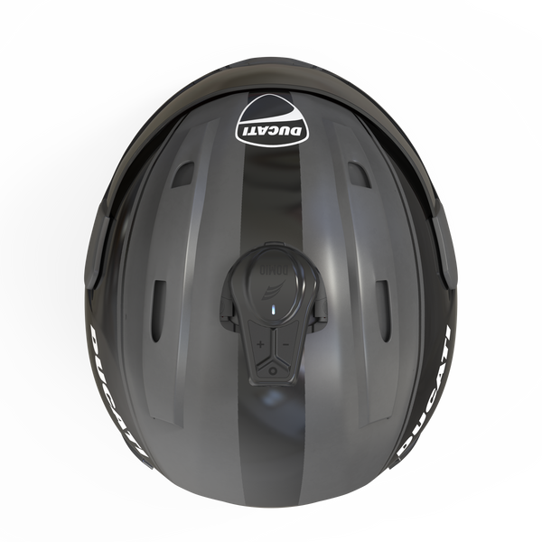 Domio Moto Helmet Audio System