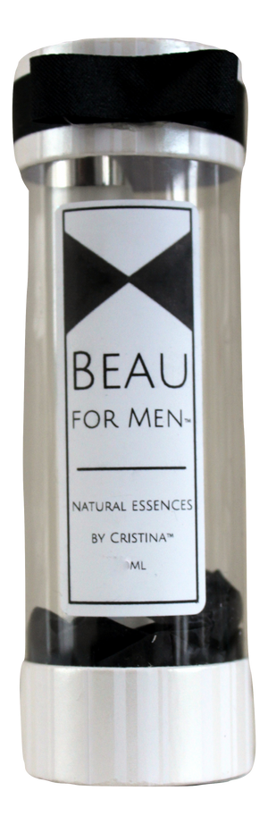 BEAU for Men All Natural Cologne - ChristinaPURE
