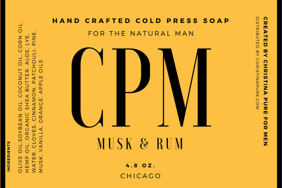 Natural Handcrafted Soaps - ChristinaPURE