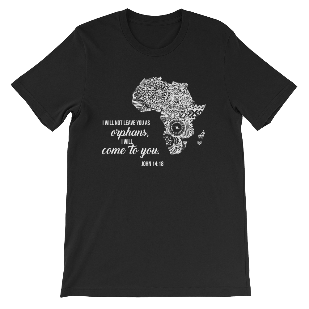 Charitable Giving T-Shirt For African Orphans - Unisex - ChristinaPURE