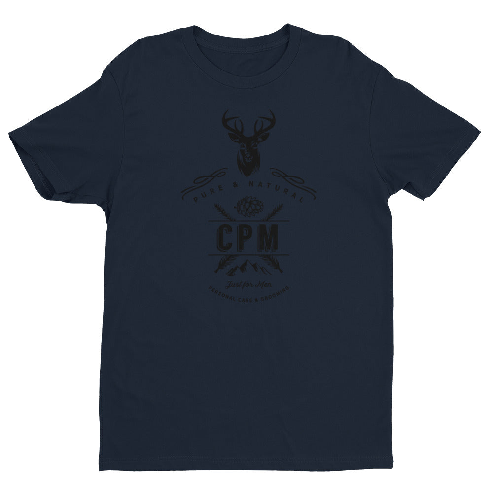 CPM for Men Fitted Short Sleeve T-shirt - ChristinaPURE