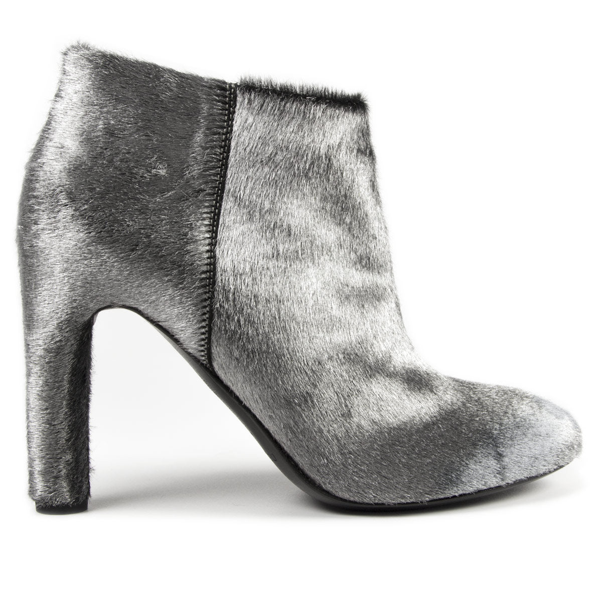 ANKLE BOOT 10639 Argento