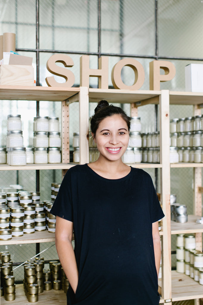 Partner Series: Meet Tamara Mayne of Brooklyn Candle Co.