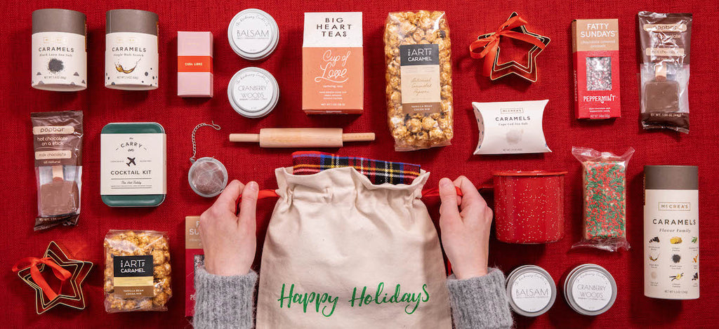 Favorite New Holiday Products For Custom Bags