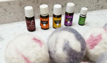 Wooly Dryer Balls + YL Essential Oil