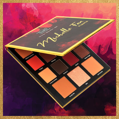 Fuschia X Michelle Fox Palette