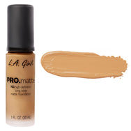 LA Girl PRO.Matte HD Long Wear Matte Foundation 30ml