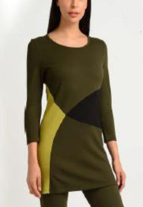 Lynn Ritchie Silver - Tunic - Colorblock