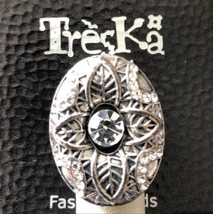 Treska stretchy ring