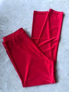 Valentina Leggings  - Red