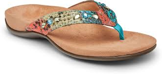 Vionic - Lucia - snake pattern - multicolor