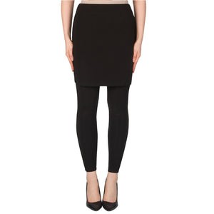Joseph Ribkoff skirted legging black