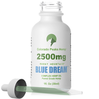 Colorado Peaks Blue Dream - 2500mg - cbdmedix.com