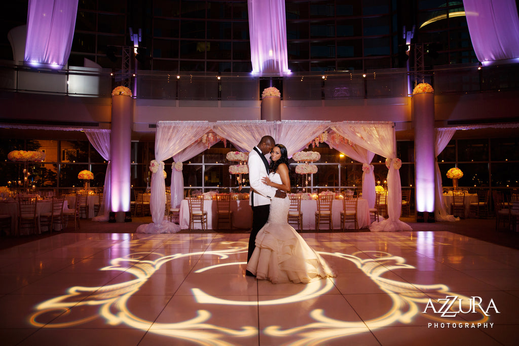Benaroya Hall Lighting, Azzura Photography, LightSmiths Seattle, Seattle Wedding Lighting, Event Lighting Seattle, Benaroya Hall