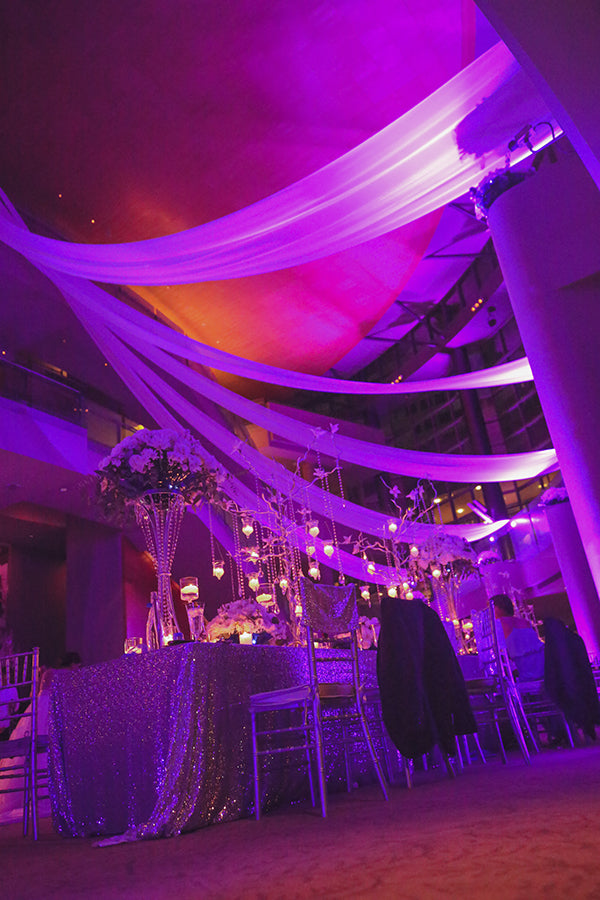 Benaroya Hall Lighting, Sarah Alston Photography, LightSmiths Seattle, Seattle Wedding Lighting, Event Lighting Seattle, Benaroya Hall