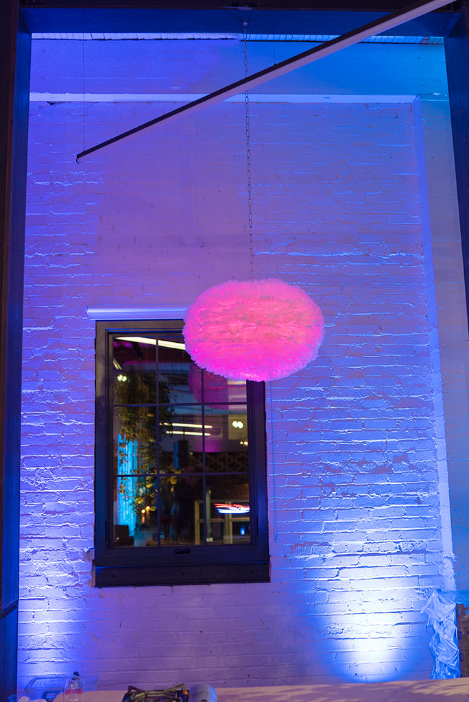 Block 41 Lighting Seattle, Block 41 Wedding Lighting, Block 41 Event Lighting