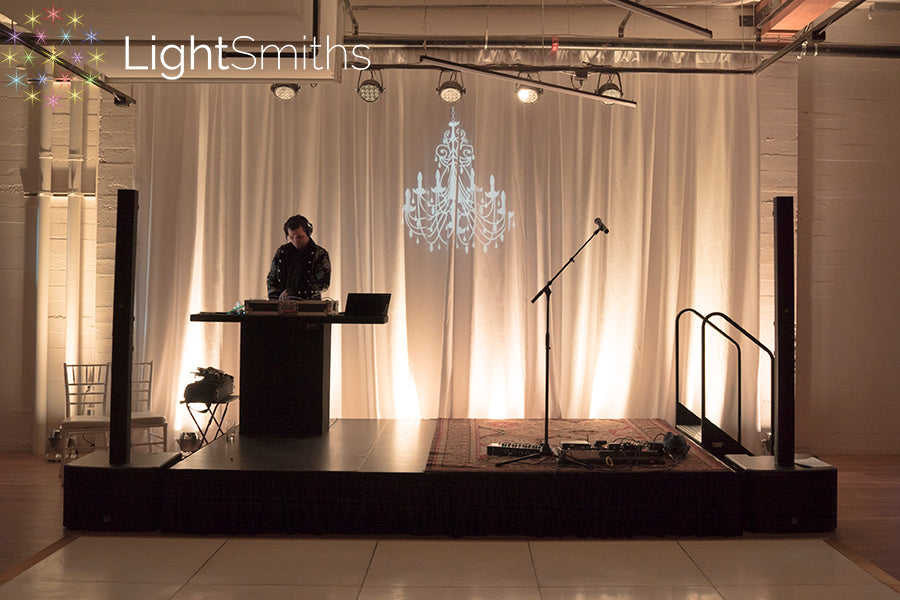 Block 41 Lighting Seattle, Block 41, Wedding Lighting, Event Lighting, LightSmiths Seattle