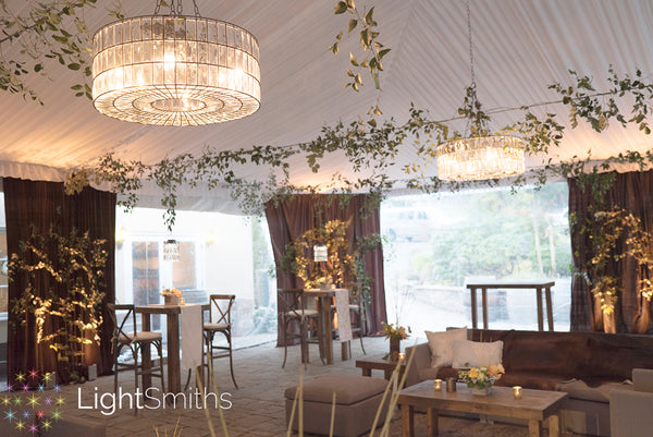 DeLille Cellars Lighting Chandeliers