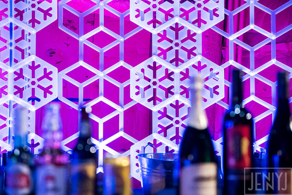 MoPoP Event Lighting, LightSmiths Backdrops Seattle