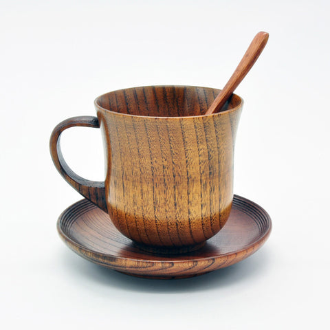 Wooden coffee cup Kylie