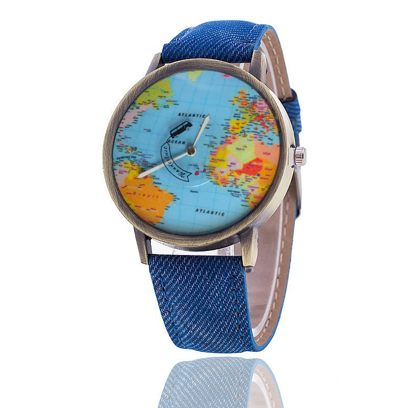 Wanderlust Watch