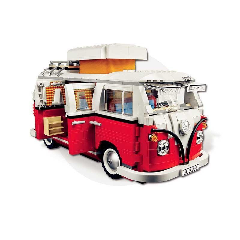 VW Campervan Builder Set