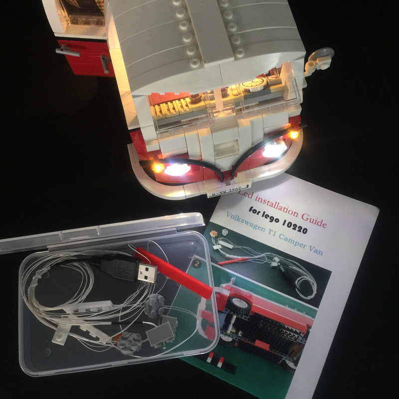 LED Kit for VW Campervan Builder Set