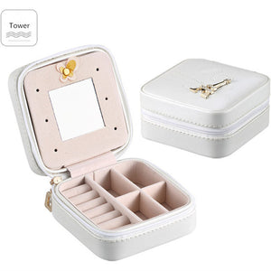 Meow Meow CastleJewelry Packaging Box Make Up OrganizerGadget - Meow Meow Castle
