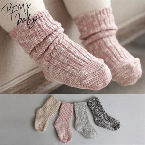 Meow Meow CastleLovely Soft Newborn SocksBaby - Meow Meow Castle