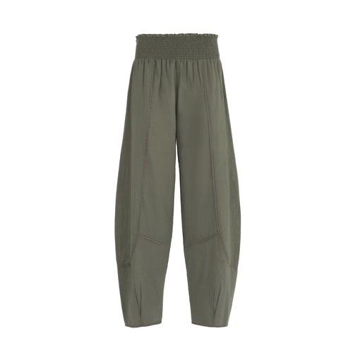 Elegant Summer Pant in Pure Cotton
