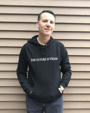 Future is Vegan - Unisex Organic Hoodie Sweatshirt