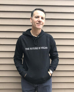 Future is Vegan - Organic Hoodie - Unisex