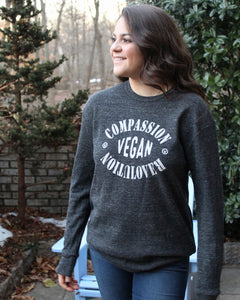 Compassion Revolution Long Sleeve Thermal - Unisex