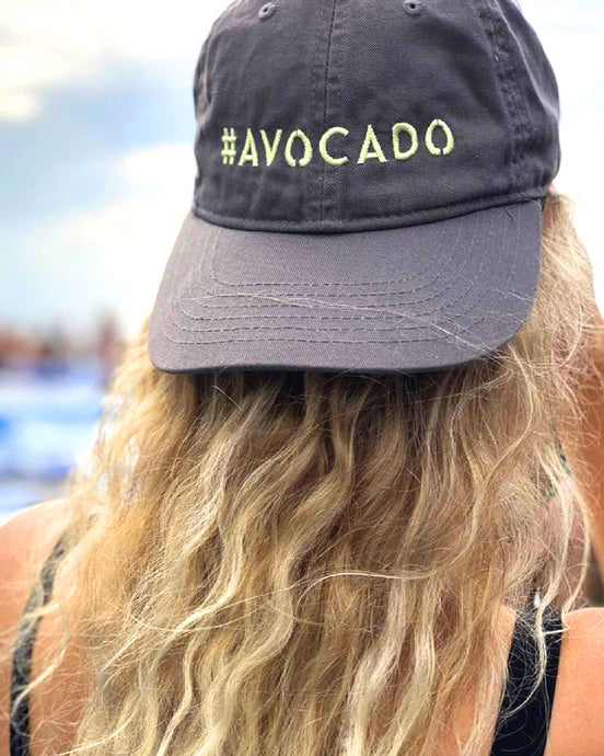 Cap - #AVOCADO