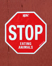 Sticker - STOP Eating Animals
