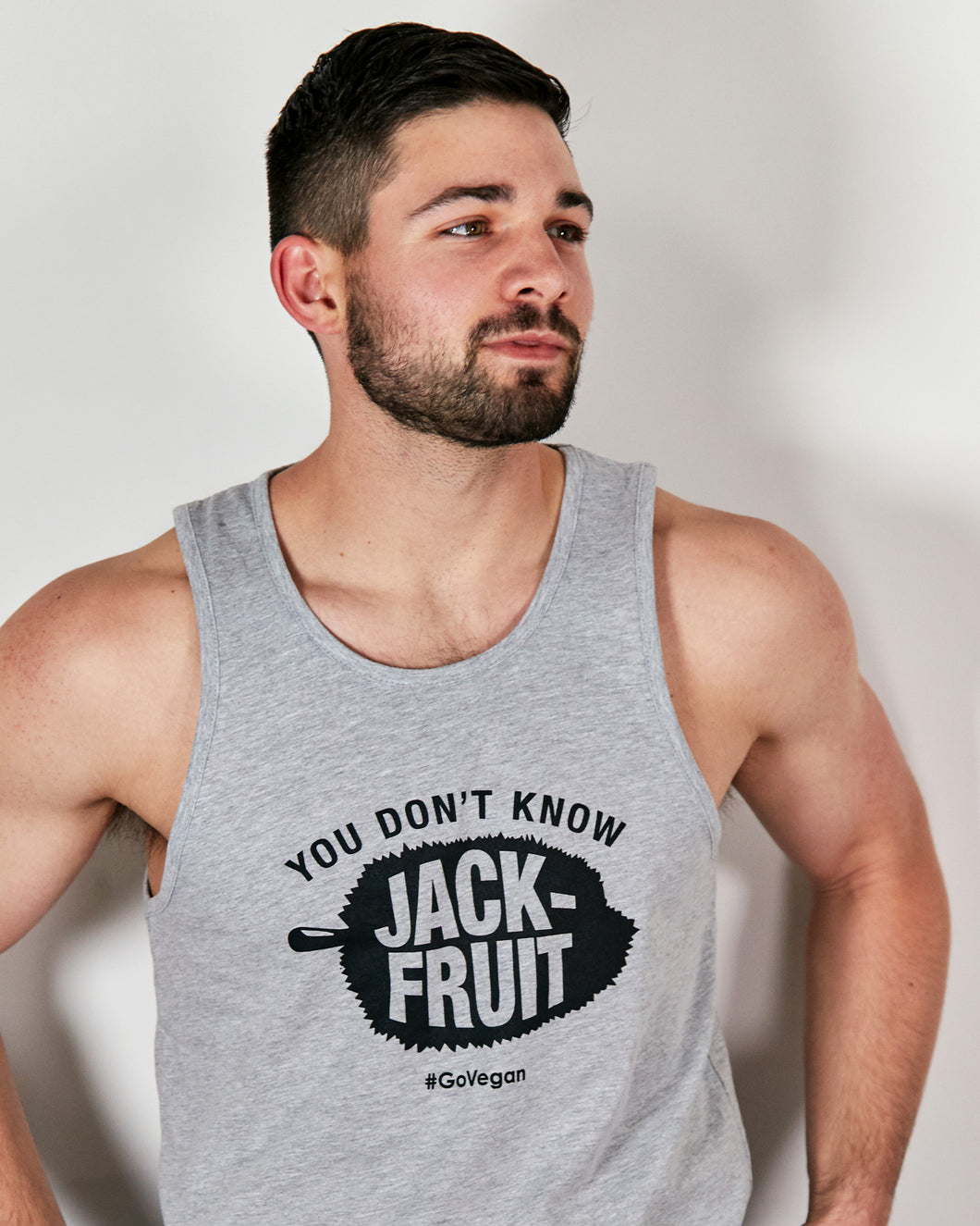 You Don't Know Jackfruit - Sleeveless Tank Top Shirt