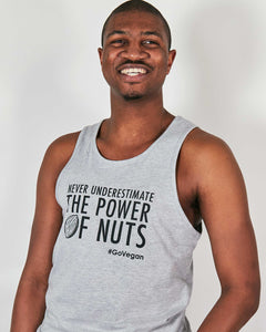 Power of Nuts - Tank Top Shirt