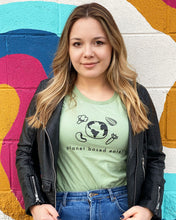 Planet Based Eater - Women's Organic Short Sleeve T-shirt